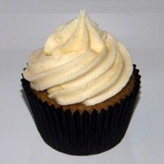 vanilla chai cupcakes
