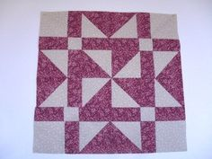 Patch Quilt Design Quilt Block pattern and tutorial from Ludlow Quilt and Sew