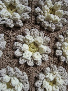 #Crochet Granny - Tutorial