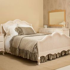 Hilary Bed with Caning from PoshTots