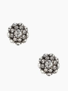 putting on the ritz studs - in love!!