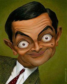 Loathing in Las Vegas w/ Mr. Bean?   sure why not