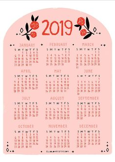 Hottest Photo calendar printables pink Style The brand new 12 months is coming even though it does not take excellent period to put brand-new answers and a. Calendar Journal, Moon Calendar, Photo Calendar, Print Calendar, Kids Calendar, Calendar Design, Wall Calender, Creative Calendar, Calendar 2019 Printable