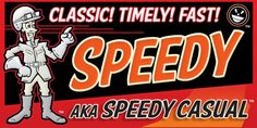 FTY SPEEDY CASUAL font download