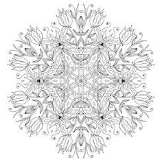 coloring pages with a lot of detail - joli mandala utlra d taill dans la galerie mandalas
