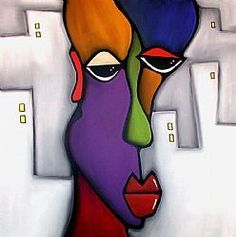 Art: Pressure - Faces 313 by Artist Thomas C. Fedro