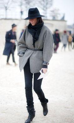 Street Chic, Street Style, Paris Street, Street Fashion, Emmanuelle Alt Style, Capsule Wardrobe, Winter Looks, Fashion Editor, Mode Style