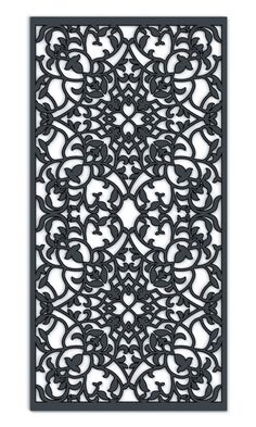 30-900 Vines Fretwork MDF Screen