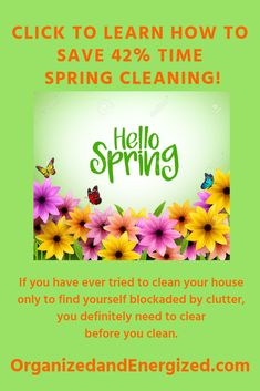 If you need motivation to get your spring clearing / tidying up done and want to spend a lot less time than going it alone, call on a professional organizer! This is what we do!