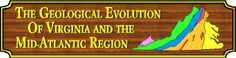 Sixteen Stages of Geological Evolution in Virginia - SEPM Strata