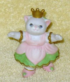 KITTY CUCUMBER KITTY MUFFIN WITH CROWN MINT NO BOX in Collectibles, Decorative Collectibles, Decorative Collectible Brands | eBay