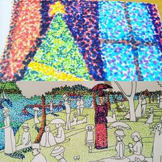 Do you have children that like to get arty? Why not bring them to our Young Artists Saturday Art Workshop tomorrow? We will be creating artwork and cards inspired by Georges Seurat's dotty masterpieces.  Suitable for 7-12 year olds who can be left with our staff. 10am-12noon and only 4 per child. Please call 01522 555599 to book or turn up at The Usher Gallery at 10am Sat 10th Dec.
