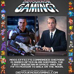 Mass Effect. http://www.vgfacts.com/trivia/844/