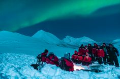 On our Northern Lights Mini Bus Chase in Tromsø, we will take you into the arctic fjords in search of epic landscapes and of course, the aurora. Pod Rental, Arctic Landscape, Polar Night, Pukka, Mini Bus, See The Northern Lights, Tromso, Lofoten, Catamaran