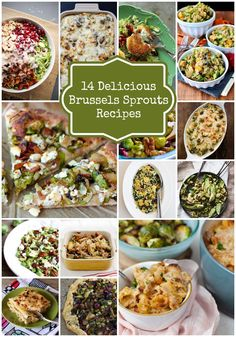 Foods by Color: 14 delicious Brussels Sprouts recipes