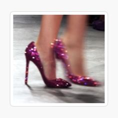 BoShi Womens Bridal Heels Glitter Pearls Princess Lace Pump