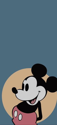 Mickey Mouse Wallpaper Iphone, Cute Emoji Wallpaper, Funny Iphone Wallpaper, Soft Wallpaper, Iphone Background Wallpaper, Cute Disney Wallpaper, Cartoon Wallpaper, Mickey Mouse Tumblr, Mickey Mouse Art