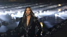 Aventura Mall, Le Smoking, Olivier Rousteing, Short Suit, Power Dressing, Anthony Vaccarello, Rock Chic, Zadig And Voltaire, Naomi Campbell