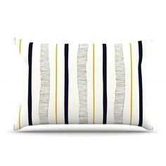 23 x 23 Square Floor Pillow Kess InHouse Love Midge Teal Brush White Abstract