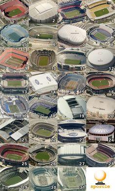 NFL Football Stadium | Can you name the NFL Team by Stadium Photo? by jonesjeffum | Online ...