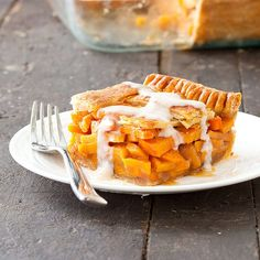 Sonker is not to be confused with classic sweet potato pie. This deep-dish beauty is chock full of thinly sliced sweet potatoes coated in a mixture of cider, brown sugar, butter, flour, and warm spices.