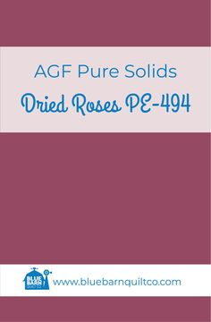$18 CAD per yard AGF Pure Solids Dried Roses PE-494. Premium PIMA Cotton 44″ wide, The purest hues meet Art Gallery Fabrics' soft hand and superior quality. All the solids you have been looking for to match your collections are here! Sold by the 1/4 yard or in Fat Quarters, ships to Canada and USA.   #agfsolids#agfpuresolids #longarmquilting  #ilovequilting#quiltersdream #yegquilter #colorful #fabriclove #canadianquiltshop #sewcanadian #onlinequiltshop #onlinequiltstore #onlinefabricshop Met Art Galleries, Drying Roses, Art Gallery Fabrics, Blue Quilts, Longarm Quilting, Superior Quality, Fat Quarters, Quilt Patterns, Canada