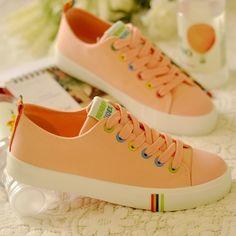 Encontrar Más Moda Mujer Sneakers Información acerca de Verano bajo traer zapatos de lona es sandalias planas, alta calidad Moda Mujer Sneakers de aimei@. en Aliexpress.com