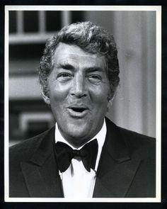 1970s DEAN MARTIN O Face Vintage Original Photo DEAN MARTIN SHOW JERRY LEWIS gp