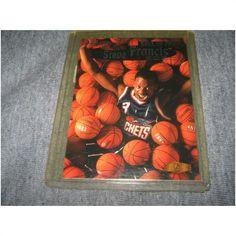 3538710d0446 Rockets  00 01 fleer steve francis ball of fame insert  2bf  nmt mt. Steve  FrancisHouston RocketsBasketball ...