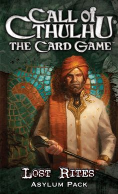 Call of Cthulhu: The Card Game – Lost Rites
