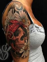 Image result for tattoo cover up sleeve women