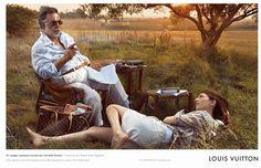 Francis Ford Coppola and Sofia Coppola by Annie Leibovitz