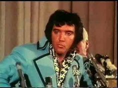 """Elvis is asked some awkward questions about the Vietnam war. He reflects on the """"image"""" of Elvis and real life. He turns the interview around with some funny observations."""