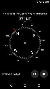 Apklio - Apk for Android: Digital Compass Pro 4.1.2 apk