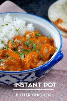Indiase Butter Chicken – Instant Pot recept Indiase Butter Chicken een Nederlands Instant Pot recept This image has get Slow Cooker Huhn, Crock Pot Slow Cooker, Slow Cooker Recipes, Beef Recipes, Butter Chicken Slow Cooker, Butter Chicken Curry, Instant Pot, Slowcooker Curry, Crock Pot Curry