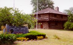 R3 Fort Ouiatenon was an early French trading post (1717-1791) • near West Lafayette, IN