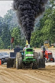 Bowling Green is the Home of the National Tractor Pulls!