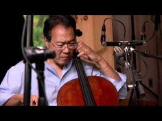"Yo Yo Ma and some mighty fine Celtic musicians collaborate on ""Here and Heaven."""