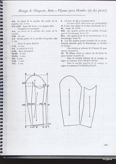 Archivo de álbumes Pattern Cutting, Album, Needlework, Singer, Patterns, Angela, Dress Designs, Sewing Ideas, Manual
