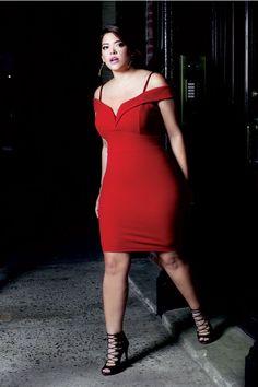 The gorgeous Denise Bidot ❤                                                                                                                                                                                 More
