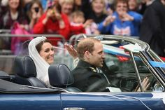 Pin for Later: Celebrate Will and Kate's Anniversary With All the Royal Wedding Pictures