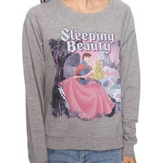 Sleeping Beauty Vintage Sweatshirt - fave Disney movie ever.totally thought I was Princess Aurora. Disney Sweatshirts, Disney Sweaters, Disney Shirts, Hoodies, Disney Dresses, Disney Outfits, Disney Clothes, Disney Fashion, Nerd Clothes