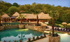 Groupon - Five-Night All-Inclusive Stay with Round-Trip Airfare at Hilton Papagayo Costa Rica Resort & Spa in Guanacaste, CR . Groupon deal price: $1,149.00