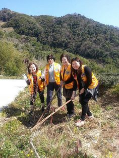 Phoenix Women Lions Club (Taiwan) | Lions organized a tree planting activity to protect the planet