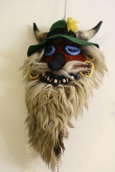 Moşii (old men), / Romanian traditional mask / Bulgaria, Steampunk Fairy, Popular Costumes, Mask Drawing, Cultural Identity, Masks Art, Ancient Aliens, Pagan, Folk Art