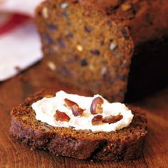 Fig-Date Bread