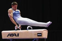 ST. LOUIS - It's happened before to Chris Brooks: good enough to deserve a spot on a USA Gymnastics team for a world championships or Olympics but unable to prevail against the cruel math of the team selection formula.  Brooks ranked second in the all-around after the national championships three weeks ago and is second among all competitors on two of six events, high bar and parallel bars, but must repeat that performance - and more - to ensure that the numbers fall in his favor for the…