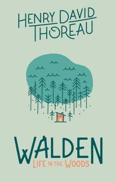 """Read """"Walden Life in the Woods"""" by Henry David Thoreau available from Rakuten Kobo. A beloved classic reissued for contemporary readers. Experience a year in the life of Thoreau at Walden Pond in this cla. Board Books For Babies, Wood Book, New Beginning Quotes, Friendship Day Quotes, Henry David Thoreau, Adventure Quotes, Strong Quotes, Book Nooks, Frases"""