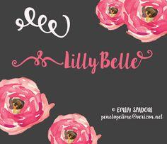 LillyBelle Font   dafont.com