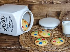 rehlein backt: Bunte M&M-Cookies